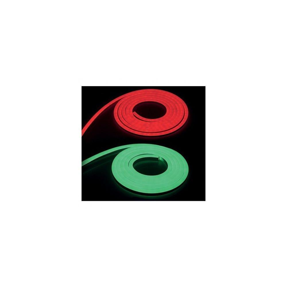 Vision-El Bobine neon flex led RGB 50 metres 230V ip65 22 x 11 mm