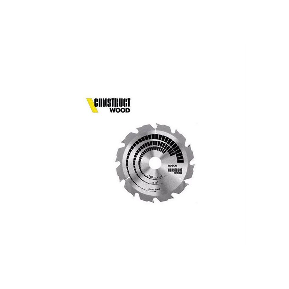 Bosch BOSCH Lame de scie circulaire de table Ø 350 30 mm 24 dents