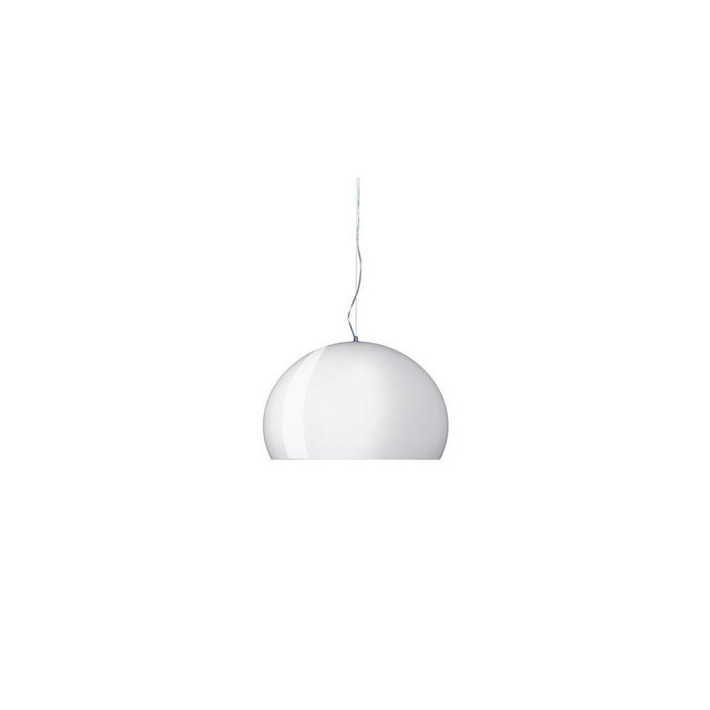 Kartell SMALL FL/Y - Suspension Blanc Ø38cm