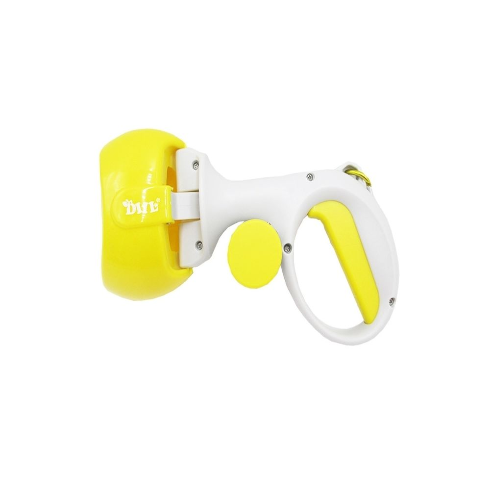 Wewoo Portable Pooper Poignée Scooper Longue Récupérateur de déchets Outils de nettoyage Chien de Accessoires de pour animaux