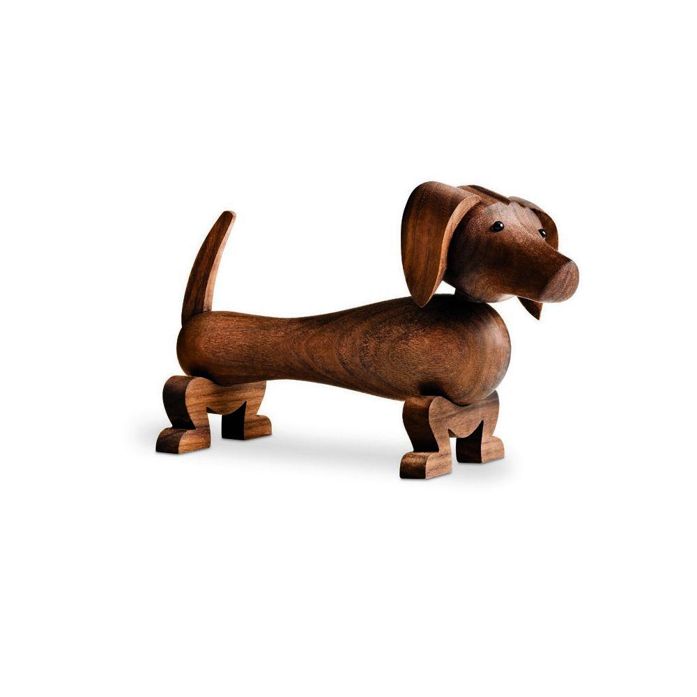 Kay Bojesen Figurine en bois en forme de Chien