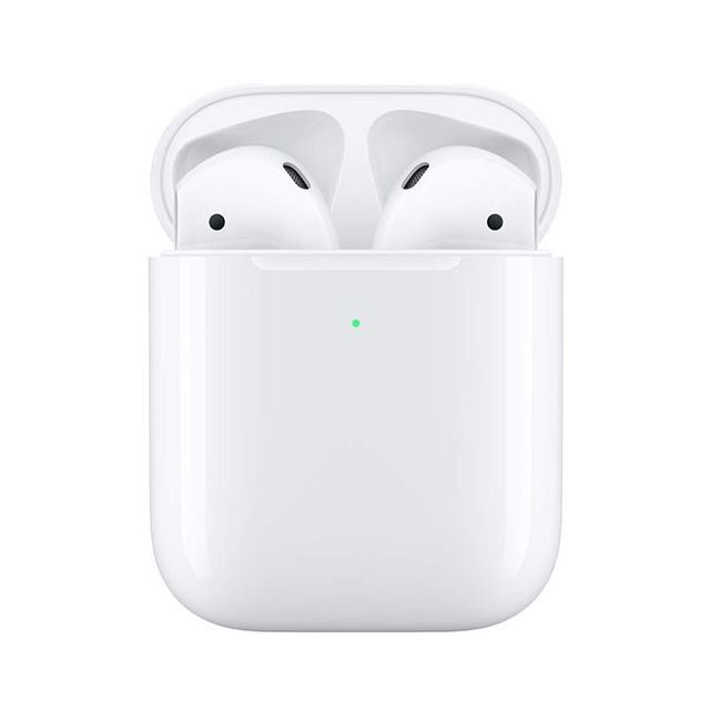 Apple -AirPods 2 - Boitier de charge sans fil - MRXJ2ZM/A Apple  - Casque audio