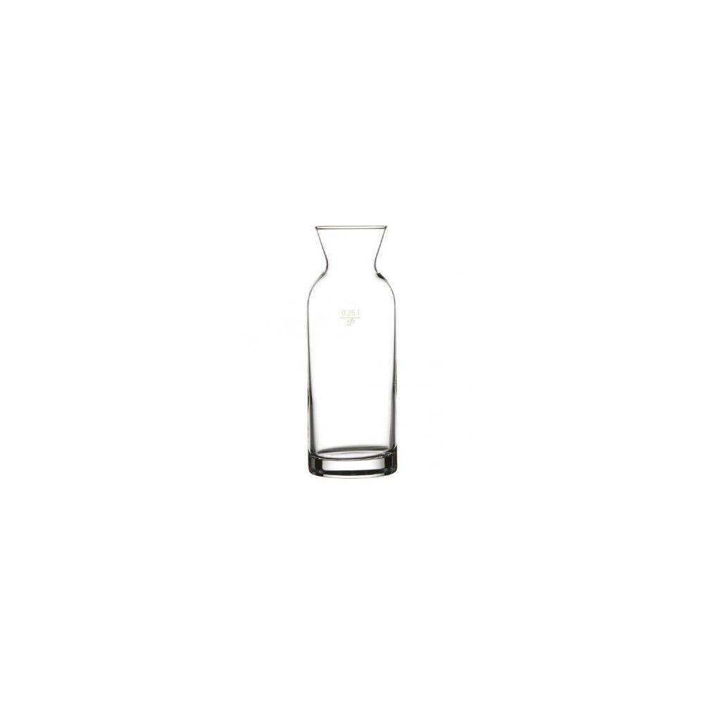 Materiel Chr Pro Carafe à Vin/Eau 0.5 à 1.0 L - Lot de 6 - Stalgast - Verre 0.5 l