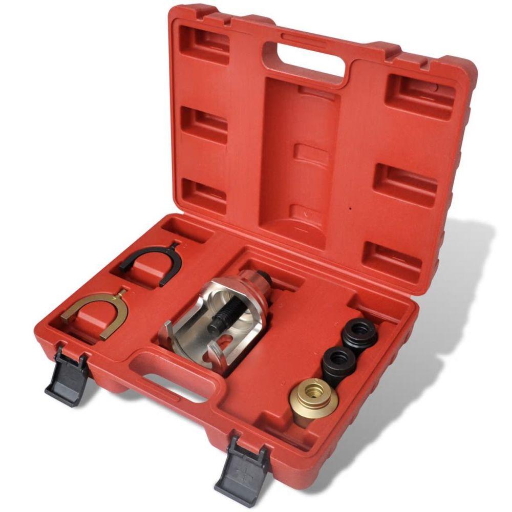 Vidaxl Coffret d'adaptateurs extracteurs de joints à rotule VW T4 |
