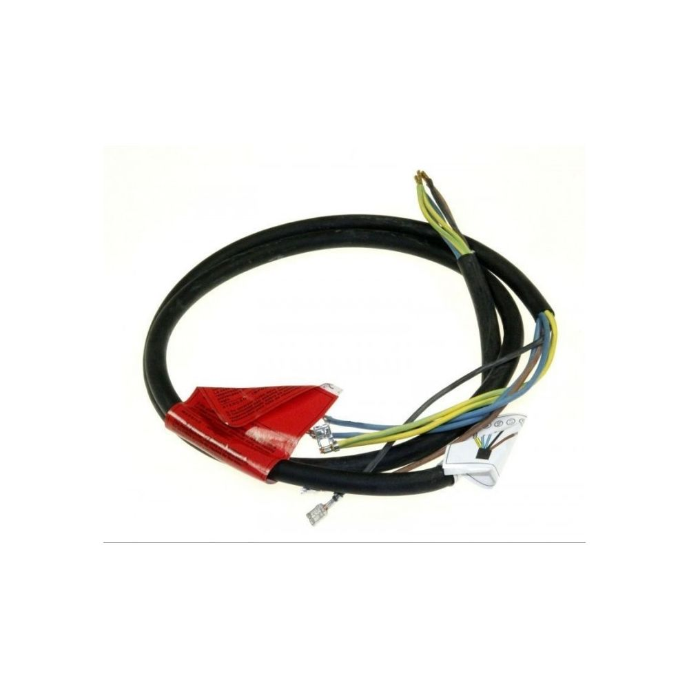 Hotpoint Cable alimentation 6x1.5mmq pour cuisiniere indesit