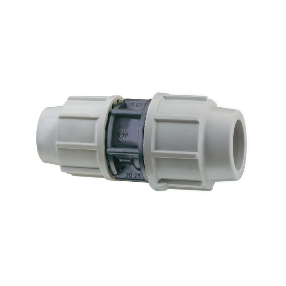 Plasson manchon réduit - pour tube pe - diamètre 40 vers 32 mm - plasson 71104032