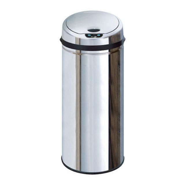 Kitchen Move - kitchen move - poubelle automatique 50l inox - bat-50lb Kitchen Move