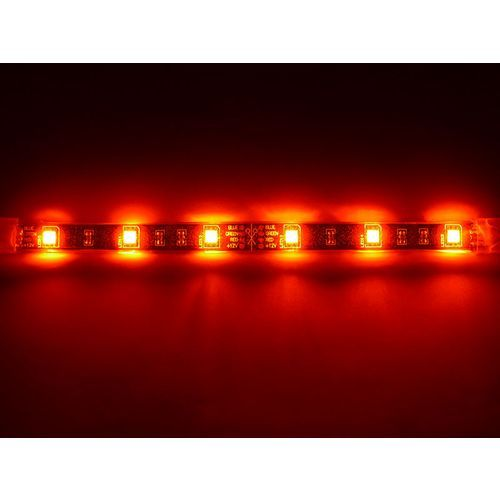 Bitfenix - Bande LED Alchemy Aqua 6x LED - 20 cm - Rouge - Néon PC Bitfenix