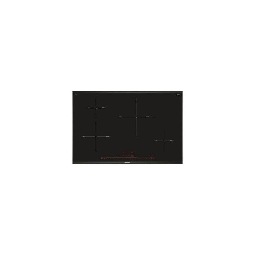 Bosch Plaque à Induction BOSCH PIE875DC1E 80 cm (4 Zones de cuisson)