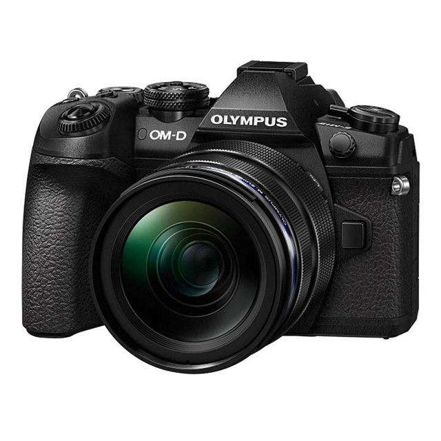 Olympus - PACK OLYMPUS OM-D E-M1 MARK II NOIR + 12-40 NOIR - Pack appareil photo