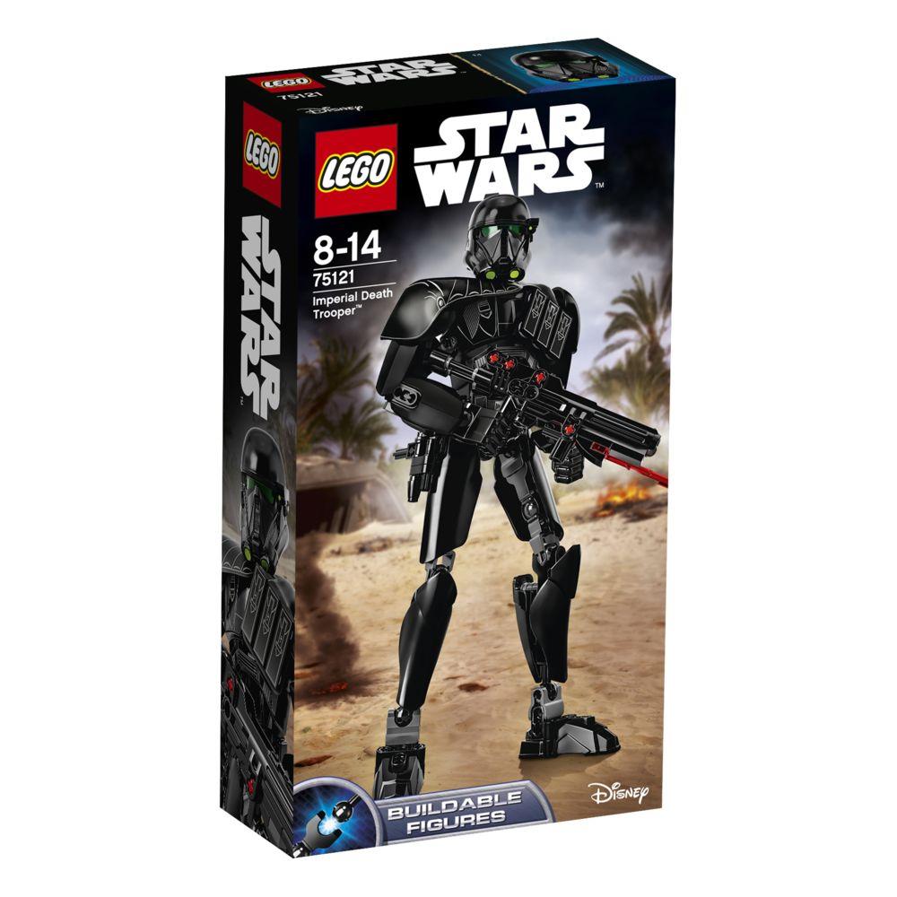 Lego - STAR WARS - Imperial Death Trooper - 75121