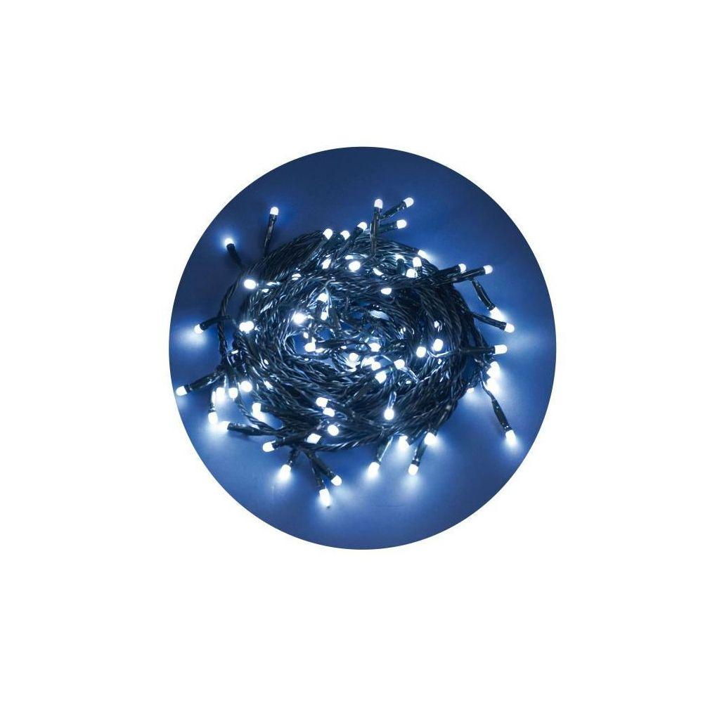 Lotti XmasKING Guirlande LED d'extérieur noël - Blanc froid - 5 m