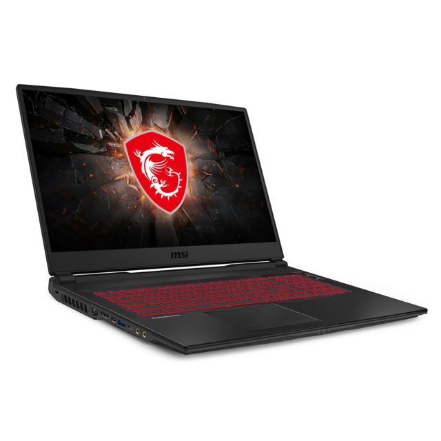 Msi - GL75 Leopard 10SER-280FR - Noir - PC Portable Gamer 144 hz