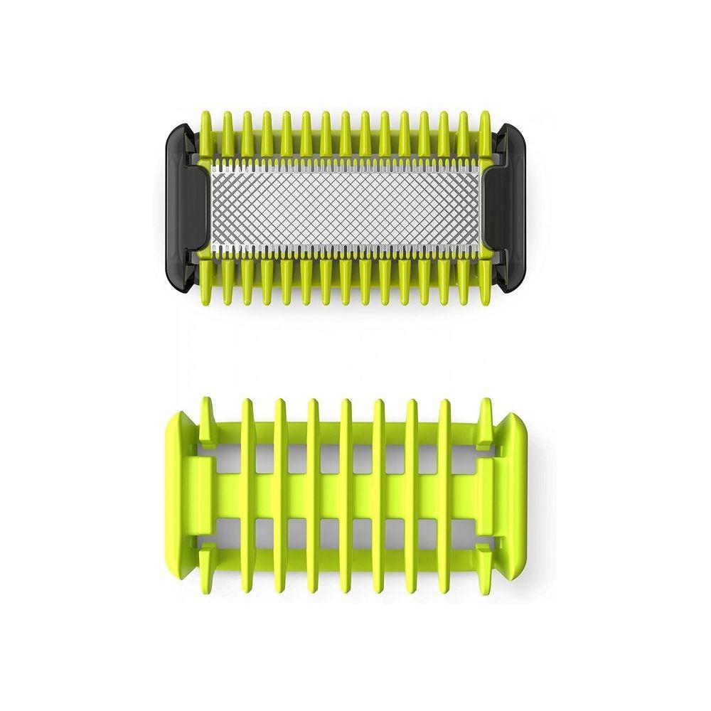 Philips Kit entretien du corps (1 lame + système de protection des zones sensibles + 1 sabot corps) pour tondeuses oneblade phil
