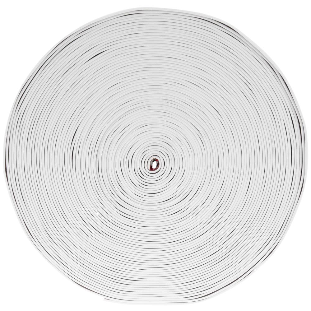 Plinthe Flexible autocollante 70 x 20 mm Longueur 10 m Gris PrimeMatik