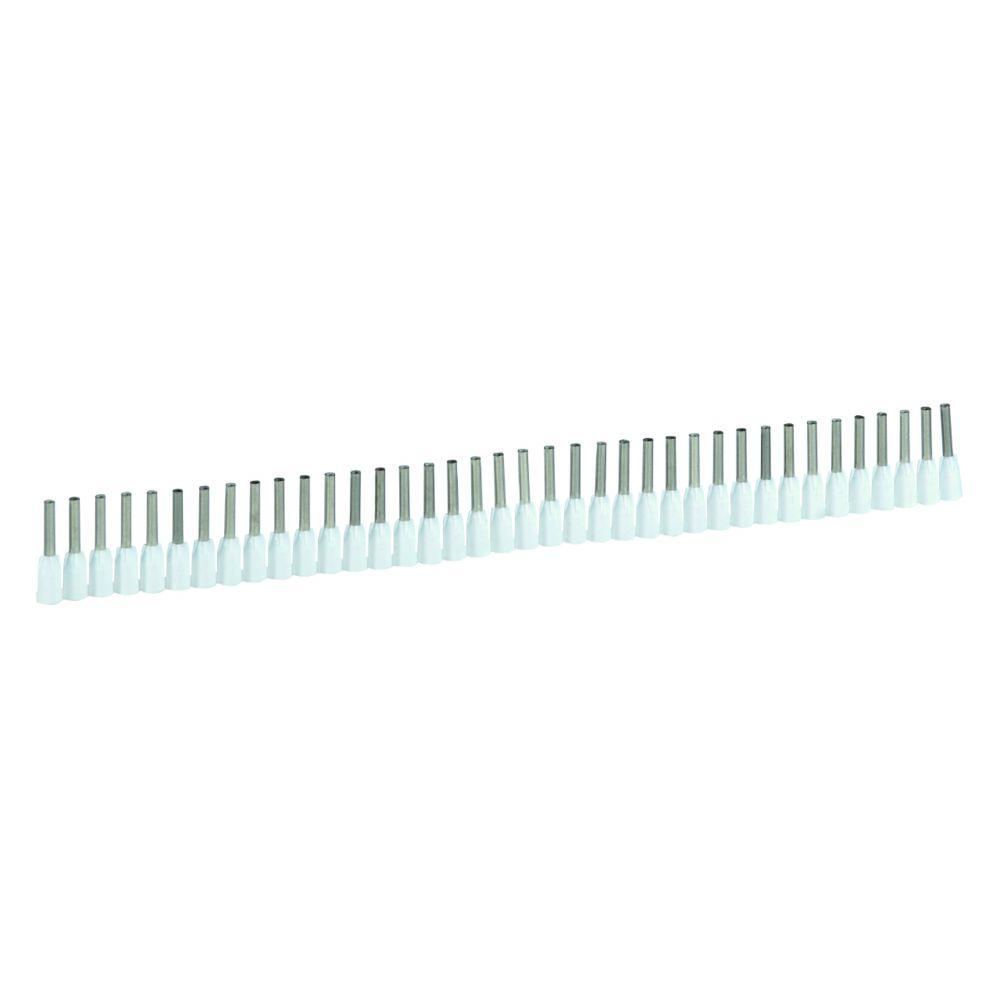 Legrand embout de cablage 1.5 mm2 - noir - legrand starfix - en bande 40 x 25