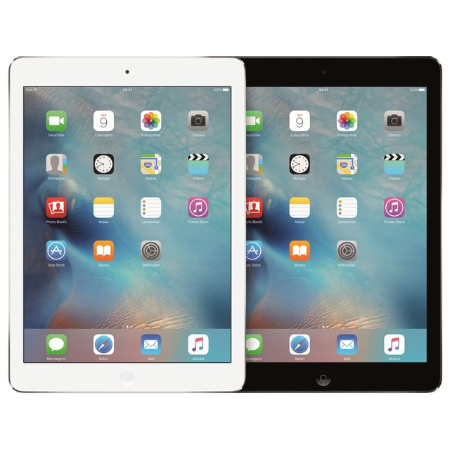 iPad Apple iPad Air - 16 Go - Wifi - Argent MD788NF/A