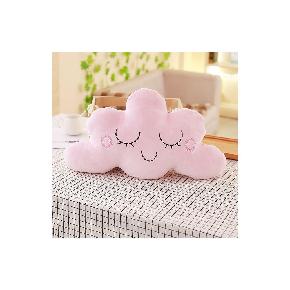 Wewoo Poupée Peluche lune mignonne série ciel, star nuages bowknot bébé jouets doux coussin joli dormir oreiller enfants cadea