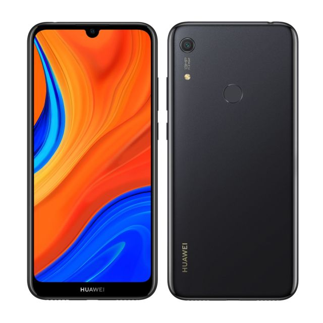 Huawei - Y6S - 32 Go - Noir - Huawei reconditionné