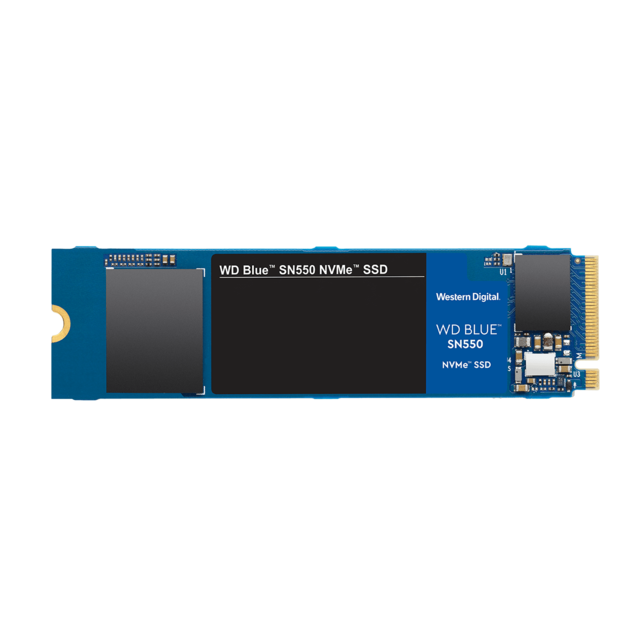 Western Digital - Blue SN550 500Go - NVMe - Bleu Western Digital   - SSD Interne Pci-express 3.1 4x