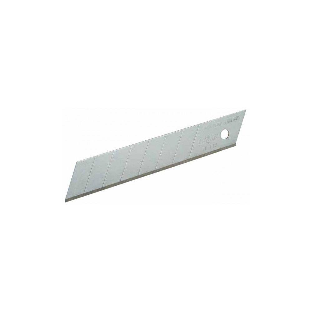 Stanley Carte 100 lames cutter Fatmax STANLEY 18 mm - 1-11-718