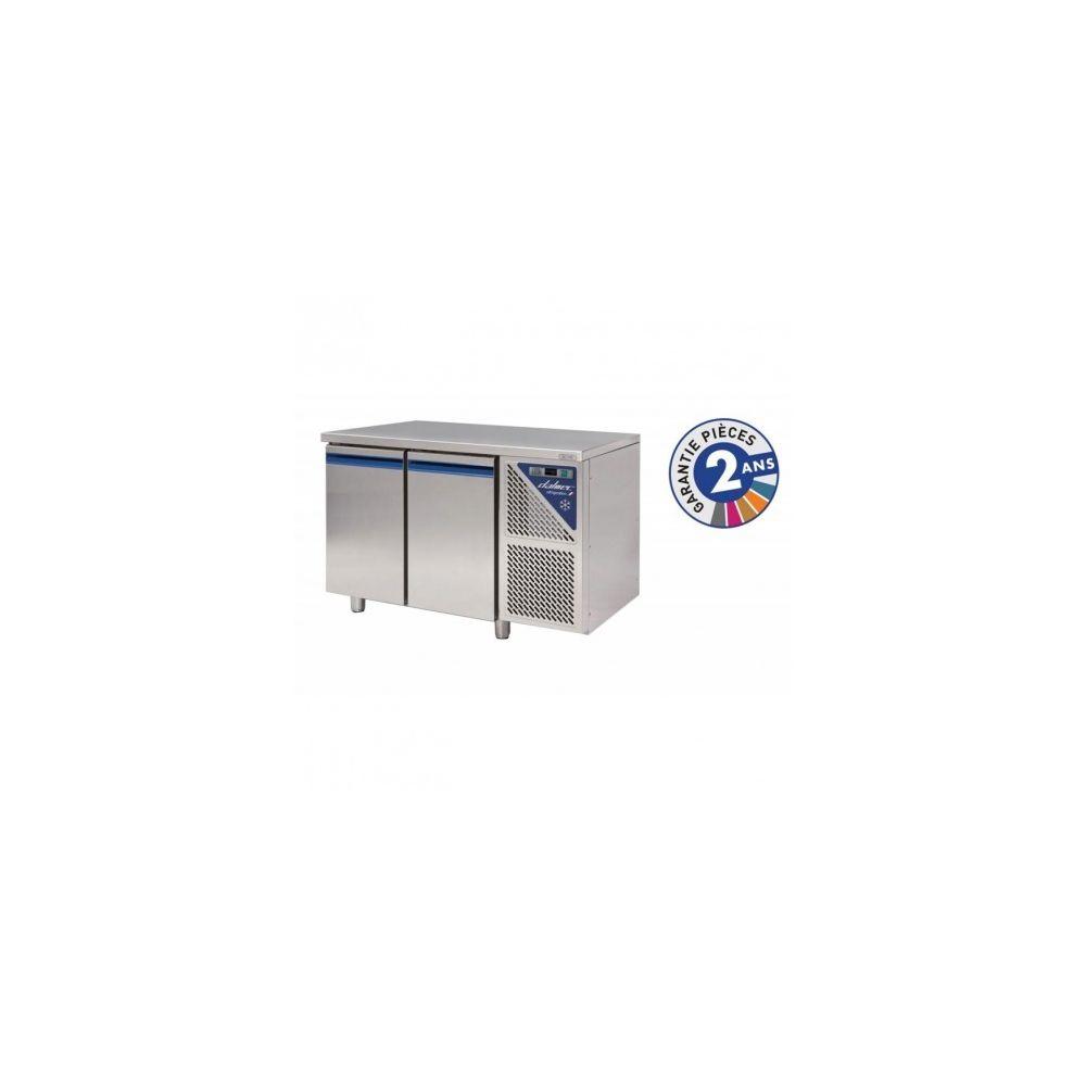 Dalmec Table réfrigérée positive 300 L - 2 portes groupe logé - Dalmec - 2 Portes 700