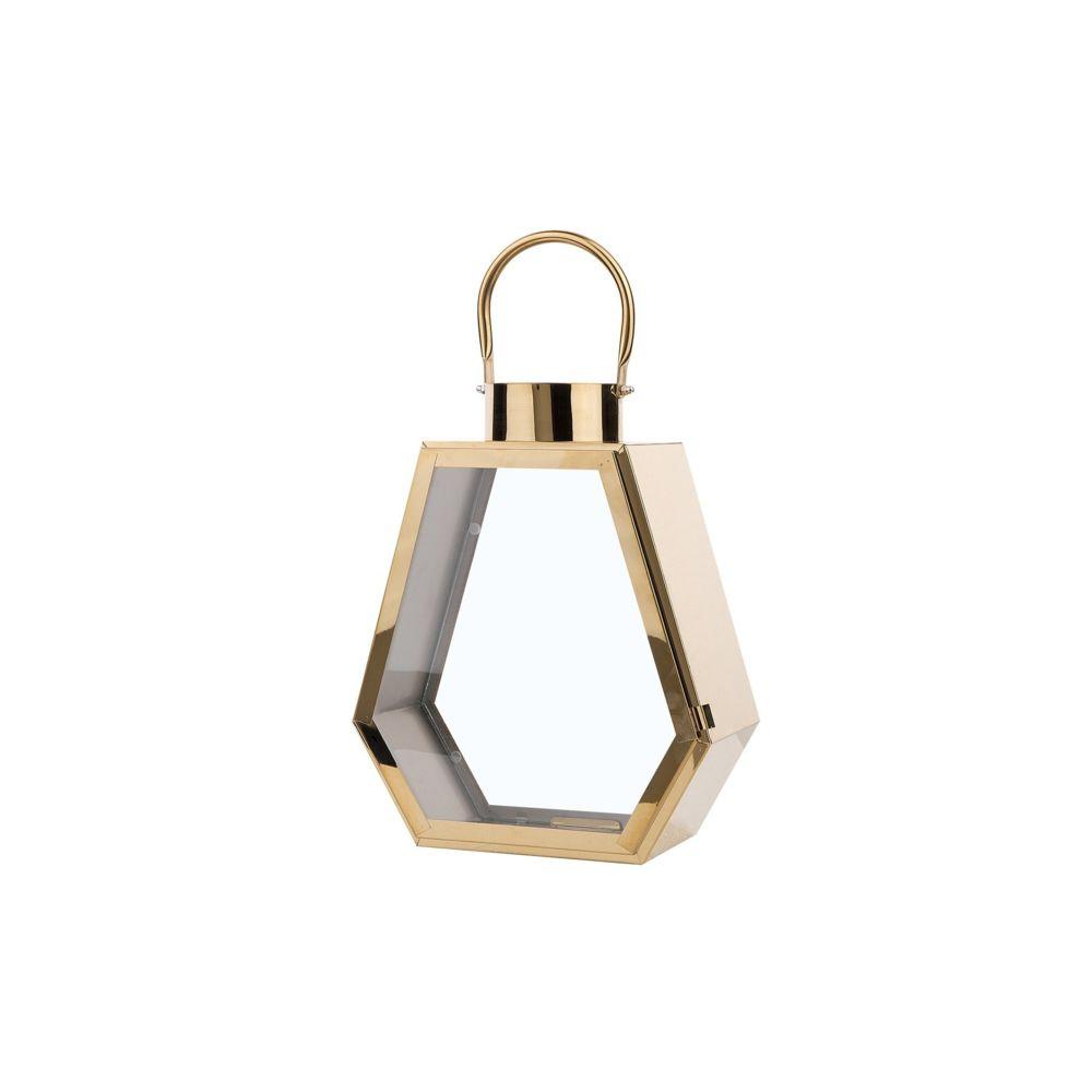 Beliani Lanterne cuivrée CORSICA