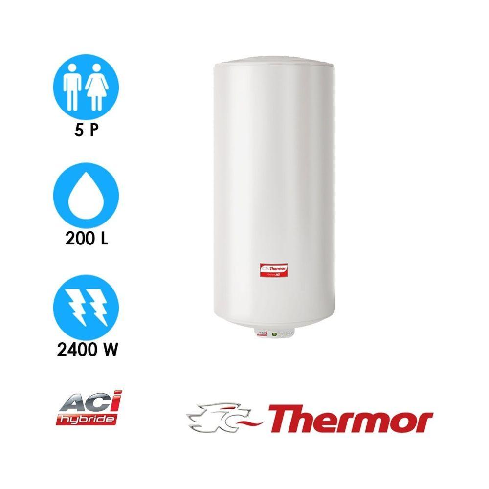 Thermor Chauffe-eau duralis - 200l - vertical mural - thermor