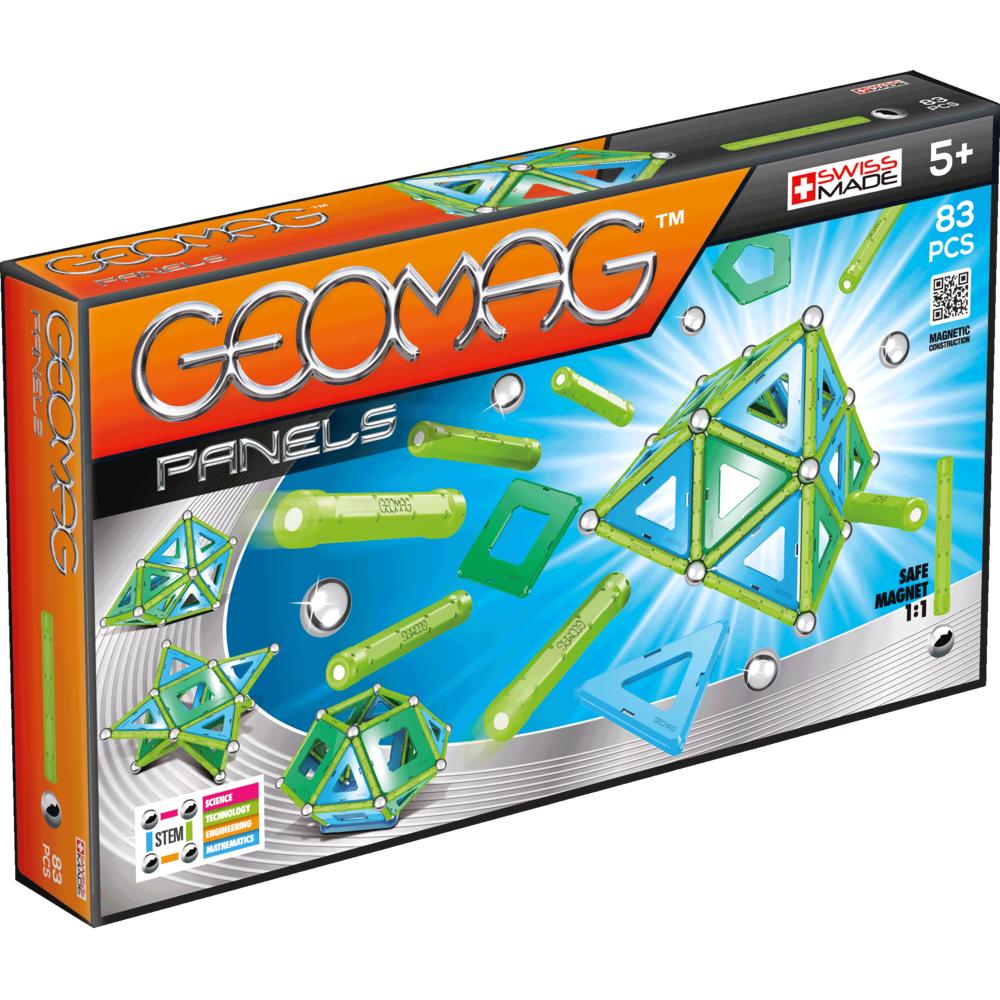 Geomag Coffret de Geomag panels - 83 pcs - GMP05