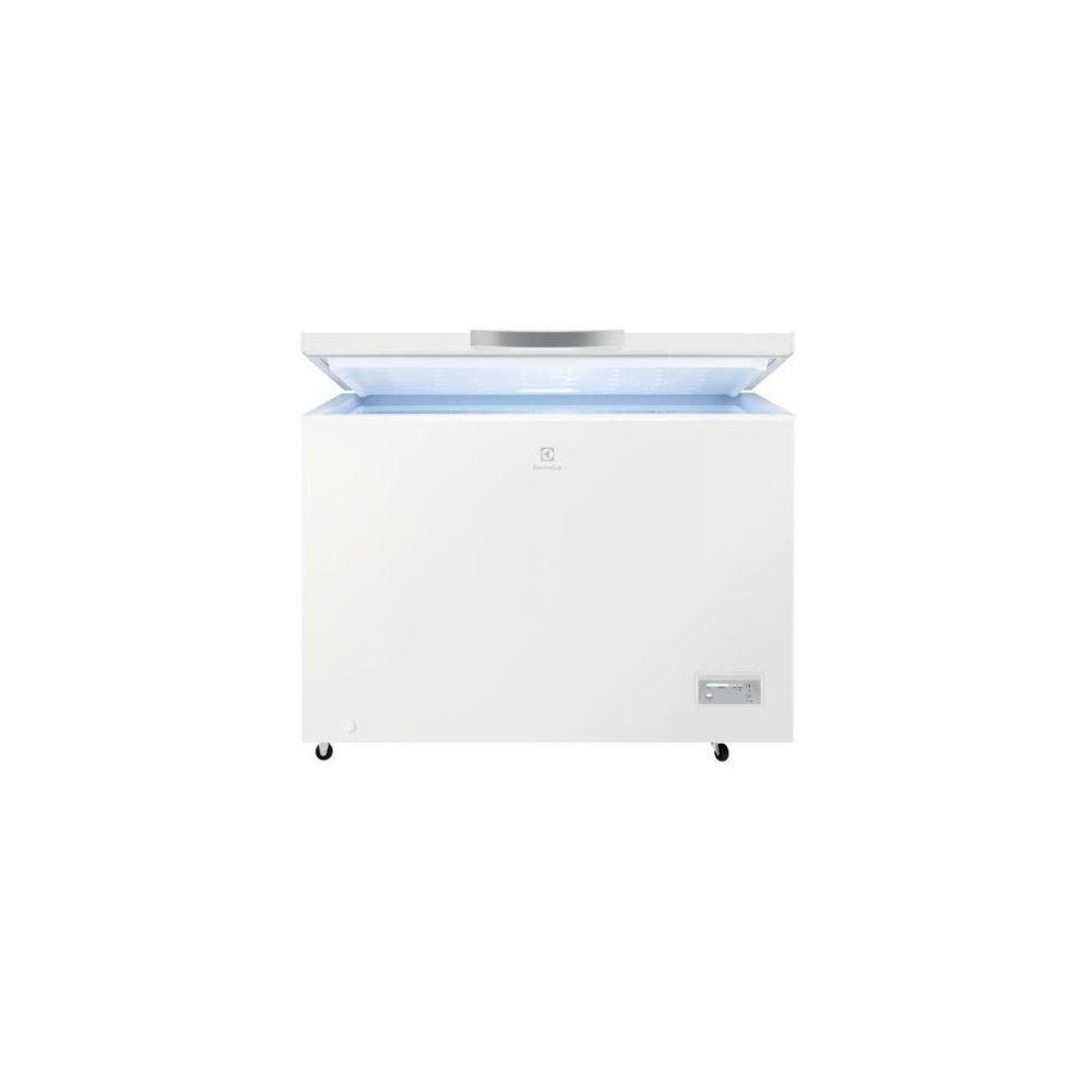 Electrolux Congélateur Coffre - Volume Net Total (litre):308 - Classe D`énergie:a+ Electrolux - Lcb3lf31w0