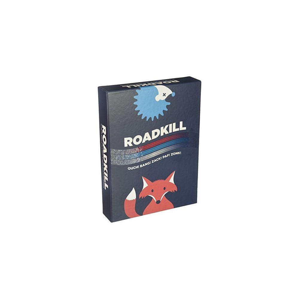 Helvetiq Helvetiq Roadkill Card Game