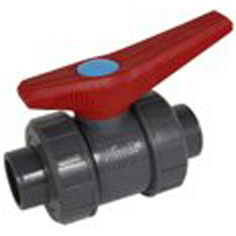 Nicoll vanne à bille - diamètre 50 mm - avec joint nbr - série h2o - nicoll vk50