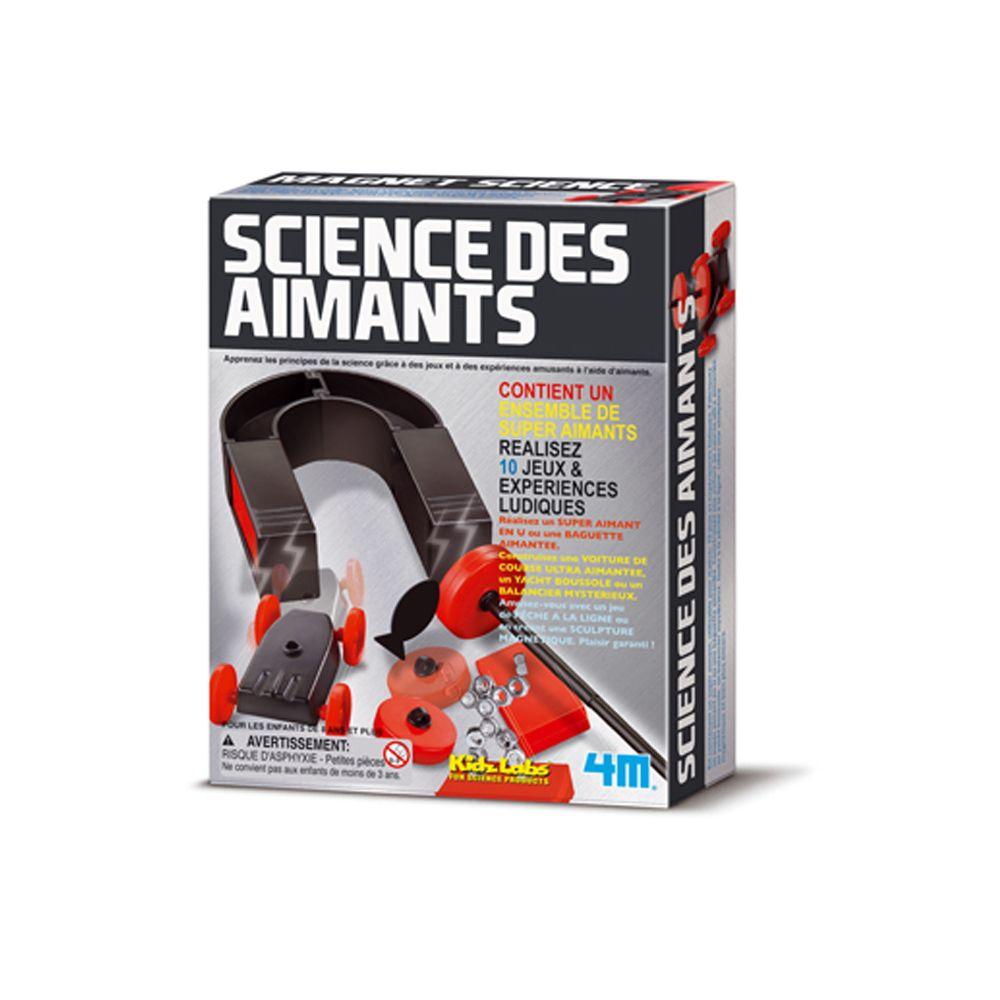4M Kit DAM/4M pour enfant Science des aimants - 4M