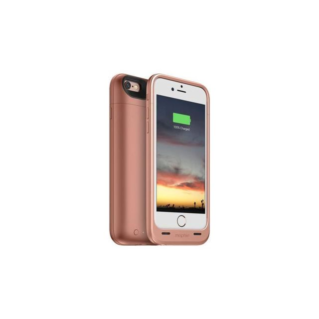 Mophie - Mophie Juice Pack Air 2750mAh for iPhone 6/6s Rosegold Mophie   - Appcessoires Mophie
