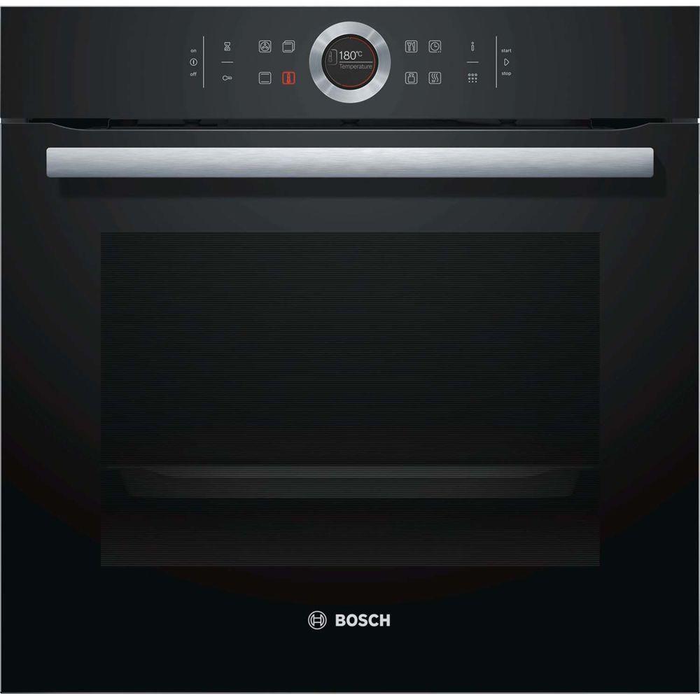 Bosch bosch - four intégrable 71l 60cm a+ pyrolyse noir - hbg672bb1s