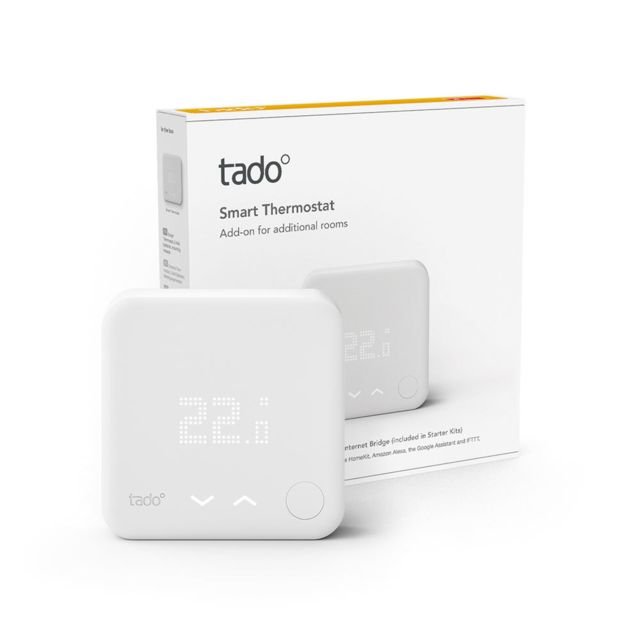 Tado - Thermostat Intelligent additionnel - Energie connectée