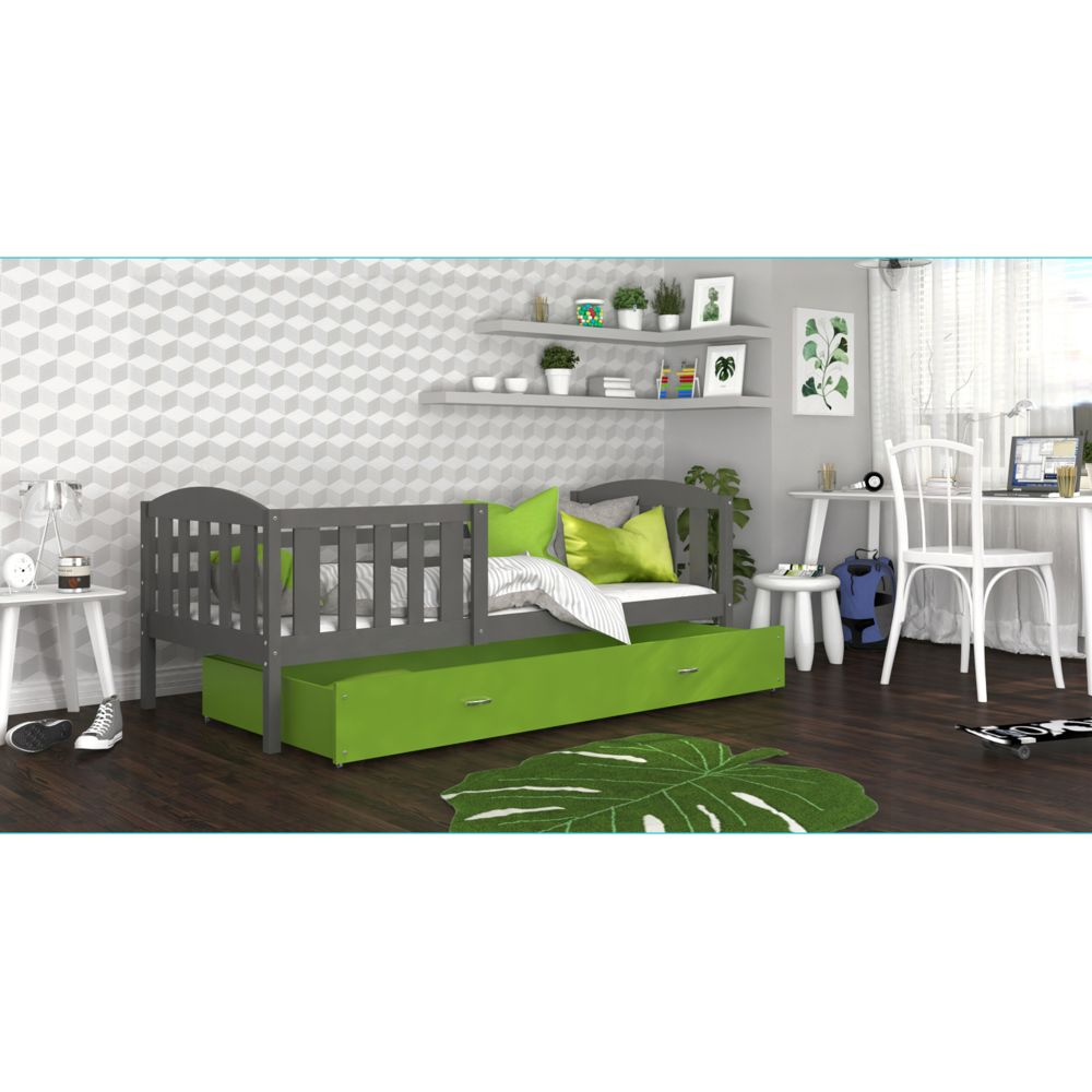 Kinder Valley chambre furtniture Literie-en bois Lits de bébé housse de couette ensembles