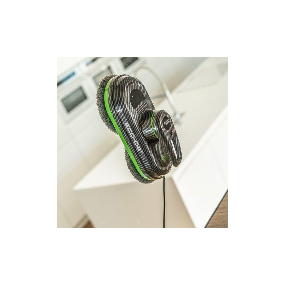 Eco-De Robot lave-vitres ABSOLUT CARBON WINCLEAN ECO-DE