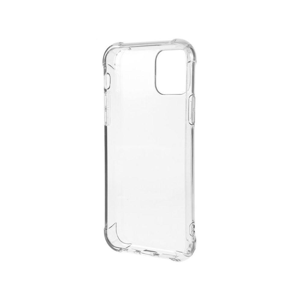 Apple - Coque iPhone 11 Pro Transparente en silicone semi-rigide ...
