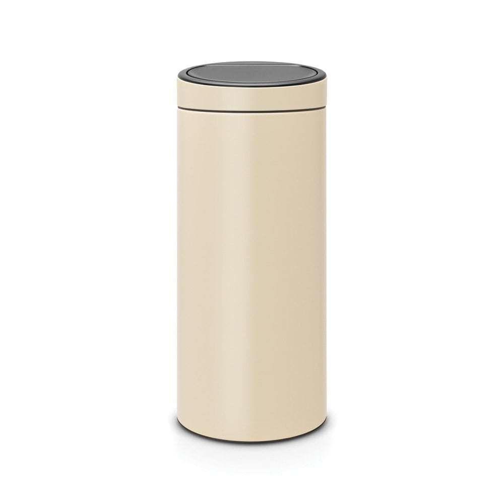 BRABANTIA Touch Bin New, 30L - Almond