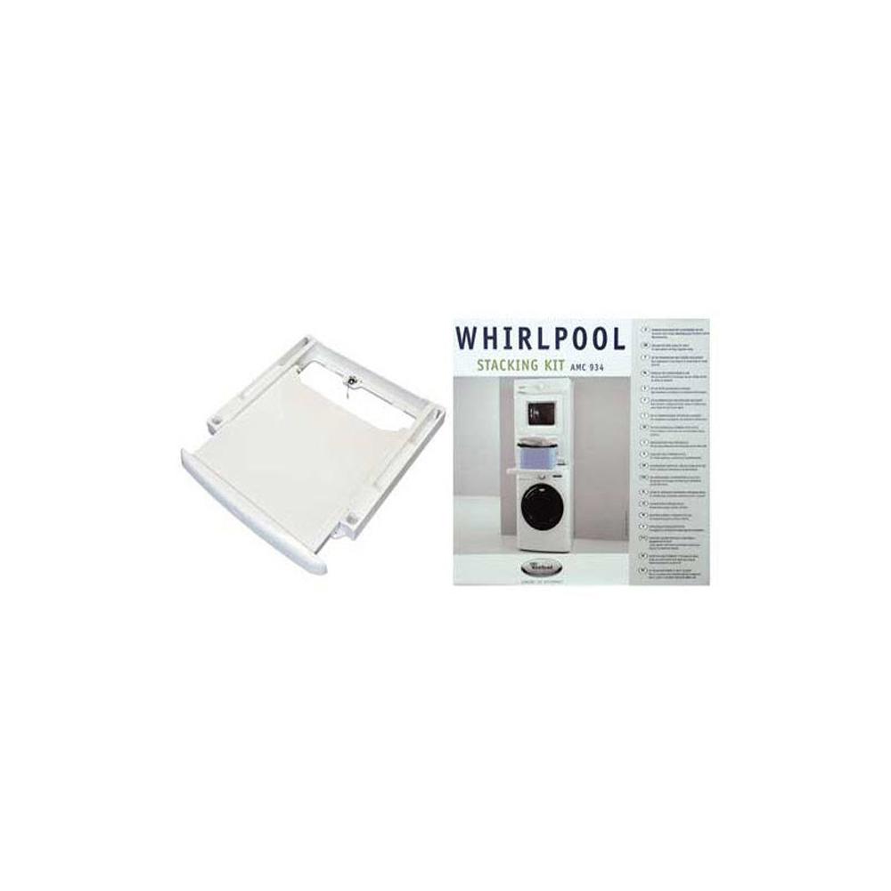 Whirlpool KIT DE SUPERPOSITION AVEC TABLETTE POUR INSTALLATION WHIRLPOOL - 480181700041