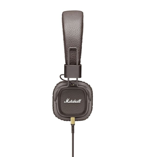 Marshall - Major II Marron - Casque filaire - Marshall