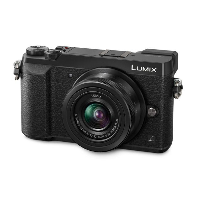 Panasonic - PACK LUMIX GX80 Noir + 12-32 - Pack appareil photo
