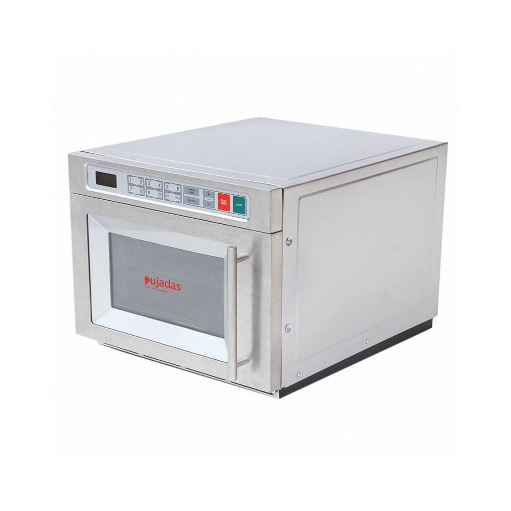 Pujadas Four Micro-Ondes Professionnel Inox 30 L - 2,8 Kw - Pujadas - Inox 3000 cl