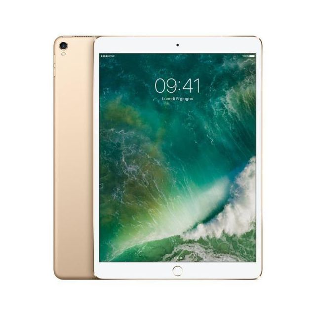Apple - Ipad Pro Cell 512gb Gold - ipad 10 pouces