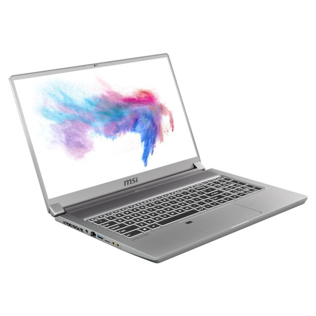 Msi - Creator 17 A10SGS-259FR - Gris - PC Portable