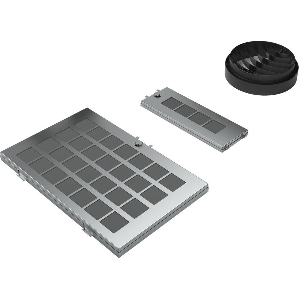Neff neff - kit de recyclage pour hotte - z51air0x0