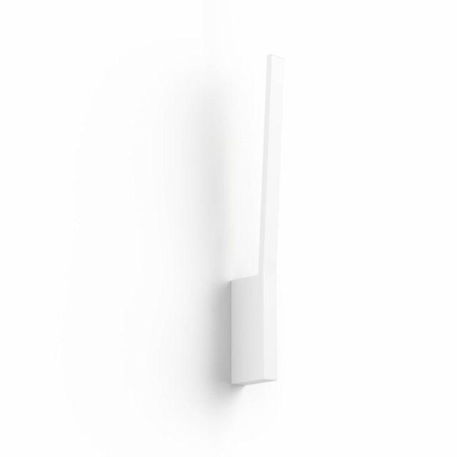 Philips Hue - White & Color Ambiance LIANE Applique 12W - Blanc (télécommande non incluse)