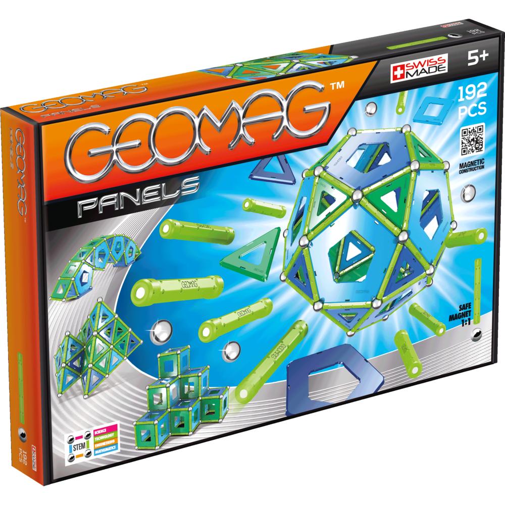 Geomag Panels - 192 pcs - GMP07
