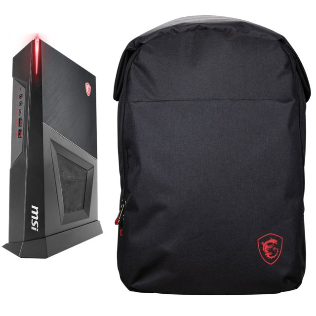 Msi - Trident 3 - 10SI-016EU + Stealth Trooper Backpack - Ordinateur de Bureau Gaming